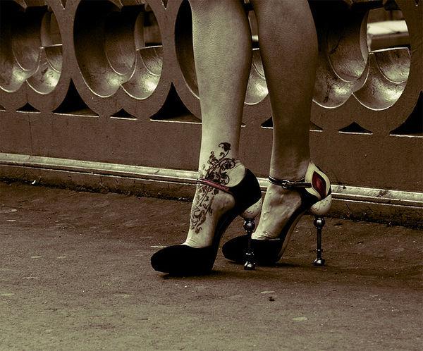 pokaz buty a powiem Ci kim jestes