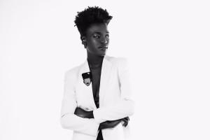biało-czarne, styl, moda