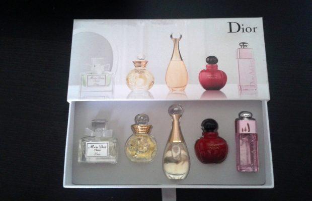5 najlepszych damskich zapachów marki Dior