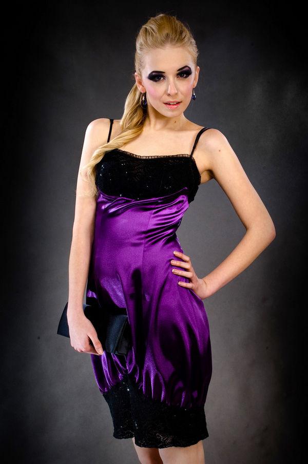 suknia na wieczor