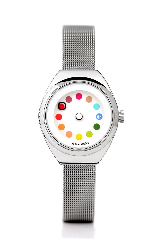 mr jones zegarek