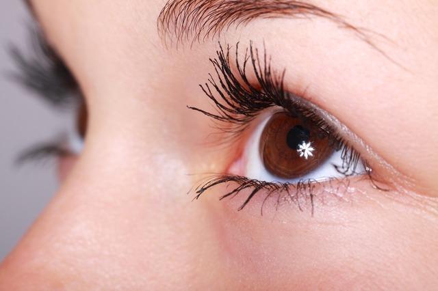 małe oko
